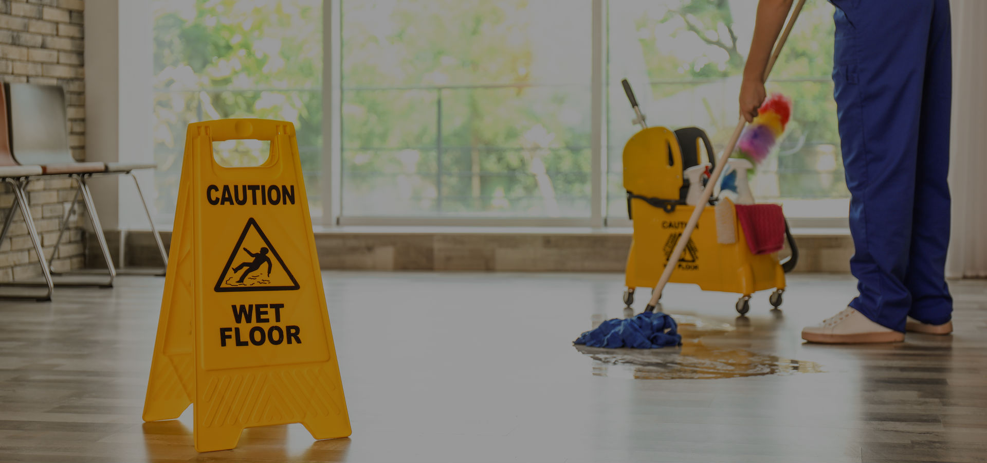 Daily Commercial Cleaning Services